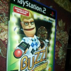 Videojuegos y Consolas: JUEGO PLAY STATON 2 BUZZ EL GRAN CONCURSO DE DEPORTES. Lote 142030558