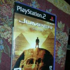 Videojuegos y Consolas: JUMPER PLAY STATION 2. Lote 142030906