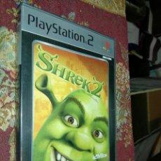 Videojuegos y Consolas: SHREK 2 JUEGO PARA SONY PLAYSTATION 2 PLAY STATION PS2 PAL ESPAÑA . Lote 142031082