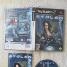 Videojuegos y Consolas: JUEGO PLAY 2 STOLEN. Lote 142115714