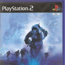 Videojuegos y Consolas: THE THING. LA COSA. PS2. Lote 142146322