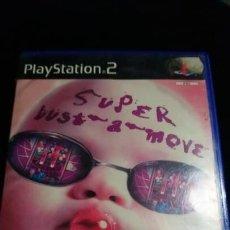 Videojuegos y Consolas: SUPER BUST A MOVE PLAYSTATION 2 PAL UK - SIN MANUAL. Lote 142349982