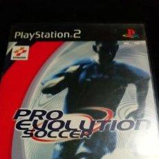 Videojuegos y Consolas: PRO EVOLUTION SOCCER - JUEGO -PLAYSTATION 2 COMPLETO. Lote 142360882