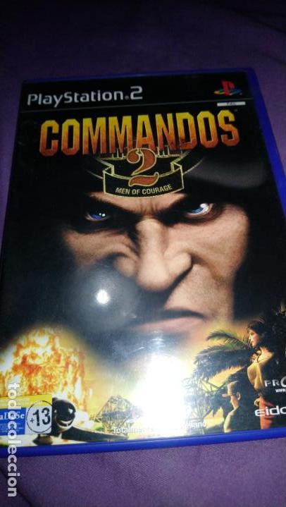 commandos 2 ps2