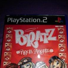 Videojuegos y Consolas: BRATZ ROCK ANGELZ JUEGO PLAYSTATION 2 COMPLETO ESPAÑA. Lote 142367618