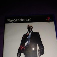 Videojuegos y Consolas: HITMAN 2 SILENT ASSASSIN PS2 PLAYSTATION 2 COMPLETO. Lote 142367698