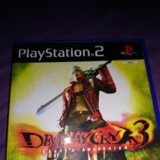 Videojuegos y Consolas: DEVIL MAY CRY 3 SPECIAL EDITION SONY PLAYSTATION 2 PS2 PAL ESPAÑA . Lote 142434354