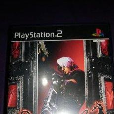 Videojuegos y Consolas: DEVIL MAY CRY SONY PLAYSTATION 2. COMPLETO. Lote 142457178