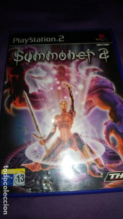 summoner game ps2