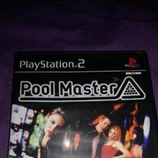 Videojuegos y Consolas: POOL MASTER PLAYSTATION 2 PS2 PAL UK. Lote 142480130