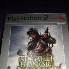 Videojuegos y Consolas: MEDAL OF HONOR FRONTLINE PS2 PLAYSTATION 2 . Lote 142877366
