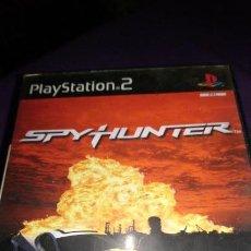 Videojuegos y Consolas: SPYHUNTER PLAYSTATION 2 PS2 PAL UK. Lote 142879630