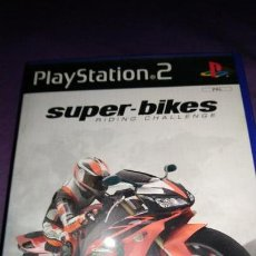 Videojuegos y Consolas: SUPER-BIKES RIDING CHALLENGE EXTREME- SONY PLAYSTATION 2 - PS2 - PAL PS2. Lote 142884578