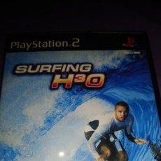 Videojuegos y Consolas: SURFING H3O. PS2 PLAYSTATION 2 PAL UK. Lote 142936198