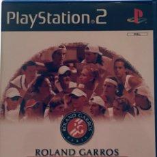 Videojuegos y Consolas: ROLAND GARROS 2005. PLAYSTATION 2. Lote 143135405