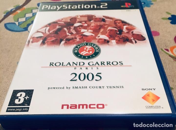 Videojuegos y Consolas: Roland Garros 2005. Playstation 2 - Foto 2 - 143135405
