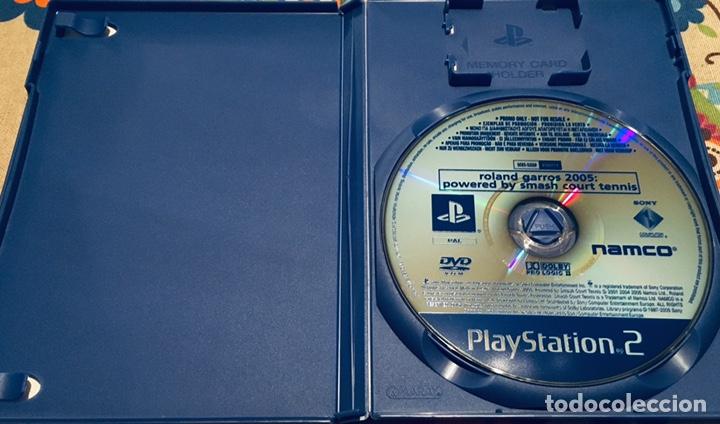 Videojuegos y Consolas: Roland Garros 2005. Playstation 2 - Foto 3 - 143135405