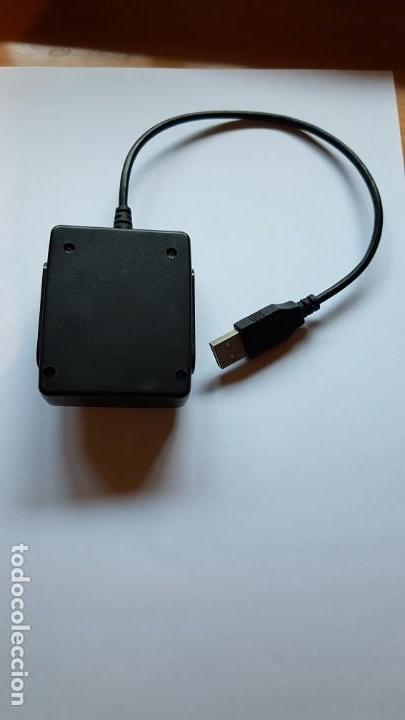 Videojuegos y Consolas: ADAPTADOR DE PS2 (PLAYSTATION 2) A USB PC 4DG - Foto 3 - 202037495