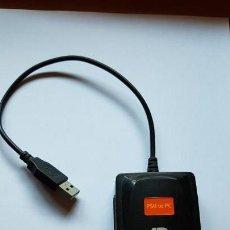 Videojuegos y Consolas: ADAPTADOR DE PS2 (PLAYSTATION 2) A USB PC 4DG. Lote 202037495