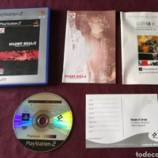 Videojuegos y Consolas: SILENT HILL 2 VERSION PLATINUM PLAYSTATION 2 SONY COMPLETO Y EN PERFECTO ESTADO. Lote 143437262