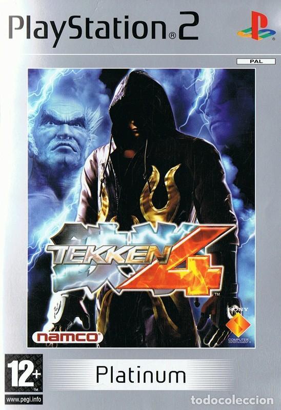 Playstation 2 Tekken 4 Buy Video Games And Consoles Ps2 At
