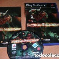 Videojuegos y Consolas: JUEGO PLAY 2 DAEMON SUMMONER. Lote 143945190