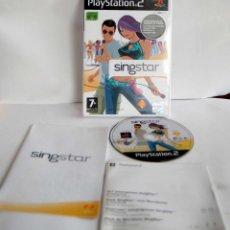 Videojuegos y Consolas: SINGSTAR PARA PLAYSTATION 2 SIN STAR. Lote 144015890