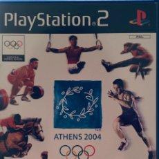 Videojuegos y Consolas: ATHENS 2004. PS2. Lote 144125233