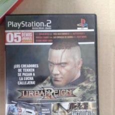 Videojuegos y Consolas: DISCO DE DEMOS PS2, Nº 61. PS2. Lote 144189006