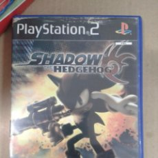 Videojuegos y Consolas: SHADOW OF THE HEDGEHOG. PS2. Lote 144203066