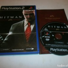 Videojuegos y Consolas: HITMAN BLOOD MONEY PLAYSTATION 2 PAL. Lote 144720478