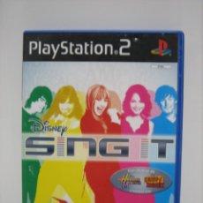 Videojuegos y Consolas: JUEGO SONY DE PS2. Lote 145019002