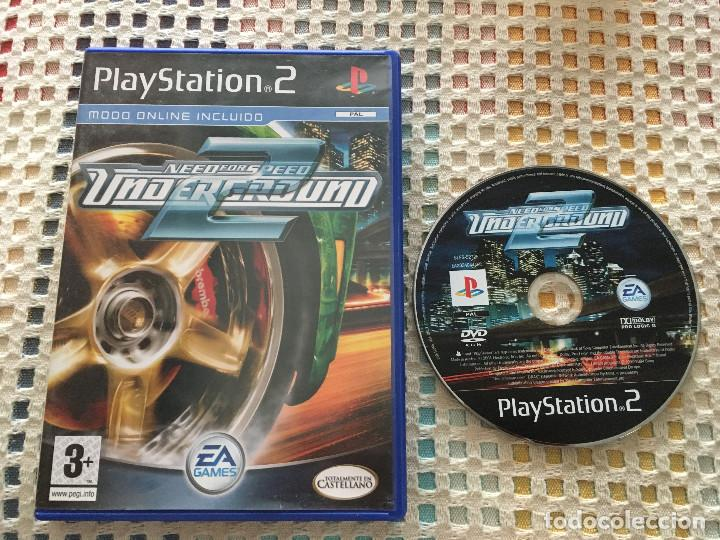 Need For Speed Underground 2 Ps2 Playstation 2 Buy Video Games