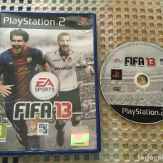 Jeux Vidéo et Consoles: FIFA 13 PS2 PLAYSTATION 2 PLAY STATION TWO KREATEN BROTHER ARM. Lote 145763170