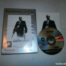 Videojuegos y Consolas: HITMAN 2 SILENT ASSASIN PLAYSTATION 2 PAL ESPAÑA . Lote 145765378