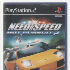Videojuegos y Consolas: NUMULITE * PLAYSTATION 2 NEED FOR SPEED HOT PURSUIT 2 T13. Lote 145812358