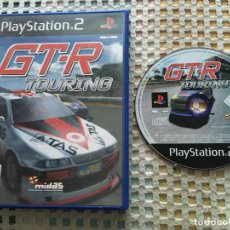 Videojuegos y Consolas: GTR TOURING GT-R GT R PS2 PLAYSTATION 2 PLAY STATION TWO KREATEN. Lote 146162766
