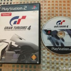 Videojogos e Consolas: GRAN TURISMO 4 GT 4 PS2 PLAYSTATION 2 PLAY STATION TWO KREATEN . Lote 146163806