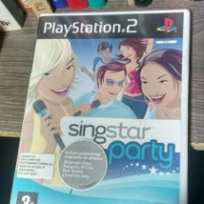Videojuegos y Consolas: SINGSTAR PARTY. PS2. Lote 146300873