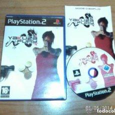 Videojuegos y Consolas: JUEGO PLAY 2 YAKUZA FURY. Lote 146323338