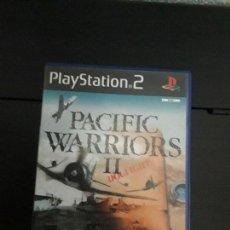 Videojuegos y Consolas: 08-00309 PS2-PACIFIC WARRIORS II. Lote 146563074