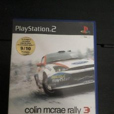 Videojuegos y Consolas: 08-00311 PS2-COLIN MCRAE RALLY 3. Lote 146564450