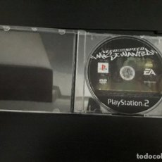 Videojuegos y Consolas: 08-00314 PS2-NEED FOR SPEED-MOST WANTED. Lote 146565214