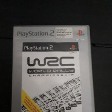 Videojuegos y Consolas: 08-00316 PS2-WRC WORLD RALLY CHAMPIONSHIP. Lote 146565430