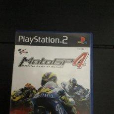Videojuegos y Consolas: 08-00326 PS2-MOTO GP 4. Lote 146568474