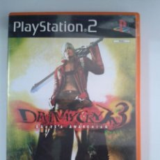 Videojuegos y Consolas: DEVIL MAY CRY 3. PS2. Lote 146669034