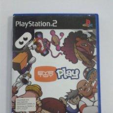 Videojuegos y Consolas: EYE TOY PLAY. PS2. Lote 146673714