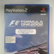 Videojuegos y Consolas: FORMULA ONE 2002. PS2. Lote 146720758