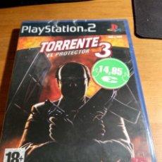 Jeux Vidéo et Consoles: PS2 TORRENTE 3 EL PROTECTOR PAL ESPAÑA NUEVO PRECINTADO. Lote 147254582
