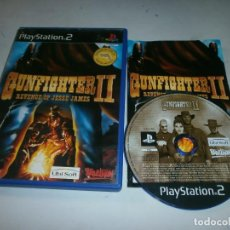 Videojuegos y Consolas: GUNFIGHTER 2 REVENGE OF JESSE JAMES PLAYSTATION 2 PAL ESPAÑA . Lote 147412270